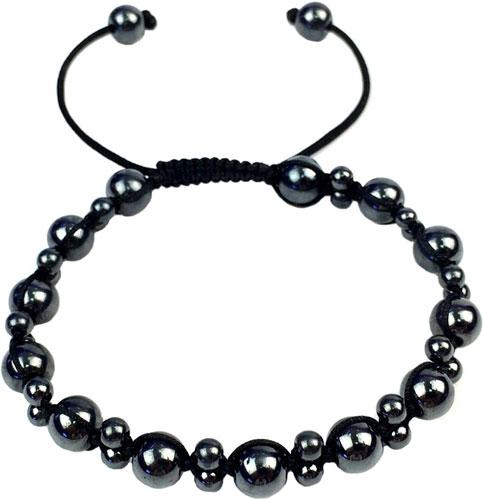 Браслеты Mr.Jones BNS107 u7 роскошные хрустальные бусины браслеты для женщин ювелирные изделия 2016 новые модный черный красный камень хамса рука сглаза браслет page 5