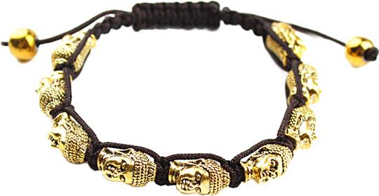 Браслеты Mr.Jones BSR03 муж жен strand браслеты wrap браслеты браслеты коричневый назначение новогодние подарки спорт