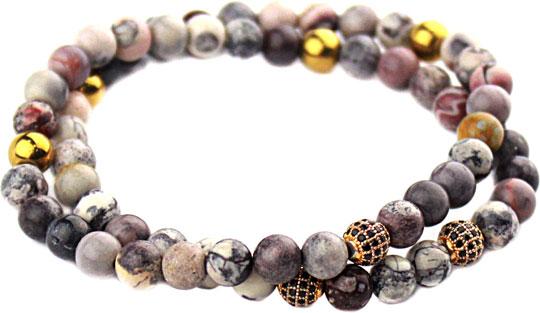 Браслеты Mr.Jones LU151 ювелирные браслеты amorem компас синяя нить