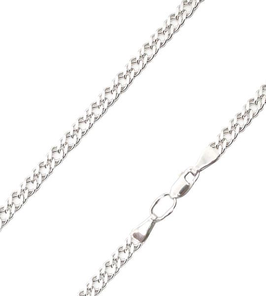 Серебряная цепочка в подарок 1000
