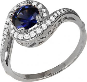 Кольца Национальное Достояние 63985B-nd кольца национальное достояние wr22499 bw nd