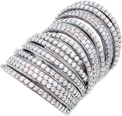Кольца Национальное Достояние DM0973R-nd кольца национальное достояние 54275 nd
