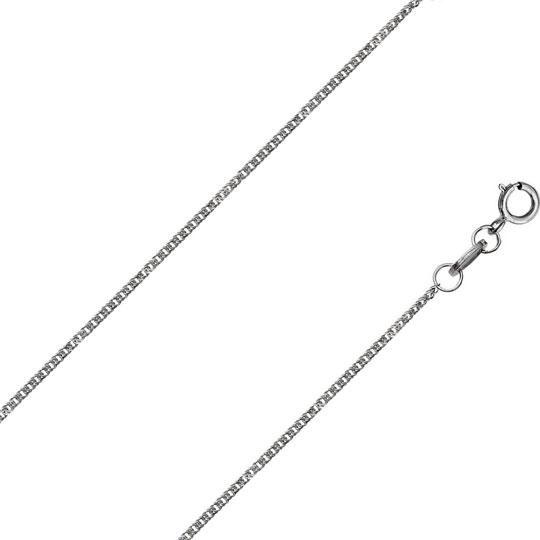 Цепочки Национальное Достояние NC-22-023-3-0-30 цепочка серебряная кт10 оксидирование 22