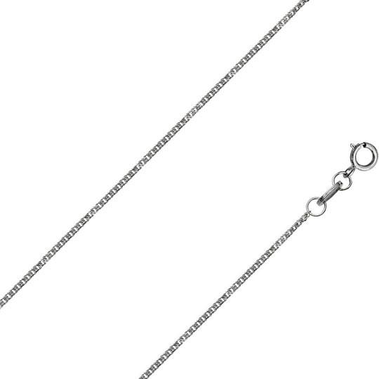 Цепочки Национальное Достояние NC-22-023-3-0-60 цепочка серебряная кт10 оксидирование 22