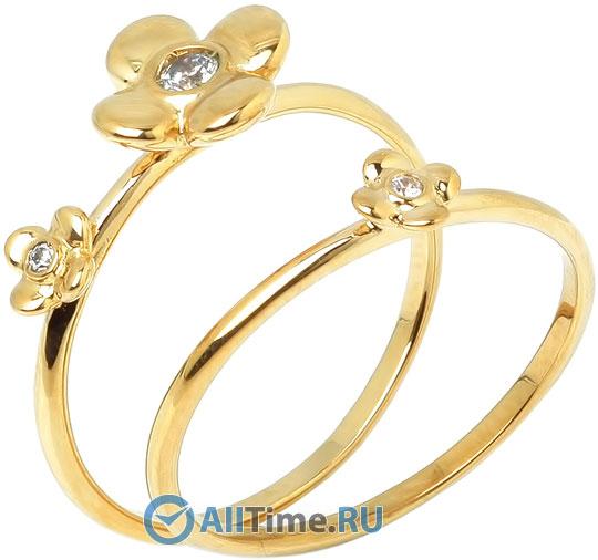 Кольца Nina Ricci NR-701527201080 кольца nina ricci nr 702070911100