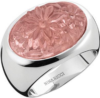 Кольца Nina Ricci NR-702041411080 nina ricci кольцо nina ricci 70121670107052 s 57 золотой