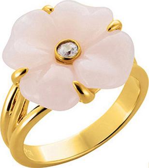 Кольца Nina Ricci NR-702304601070 nina ricci кольцо nina ricci 70121670107052 s 57 золотой