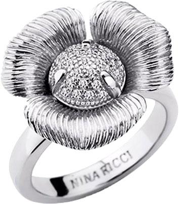 Кольца Nina Ricci NR-702355711080 строп пкф строп стп 1 т sz013670 l 5 м sf7 30 мм