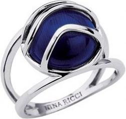 Кольца Nina Ricci NR-702449111020 серьги с кошачьим глазом лель снкг 1717