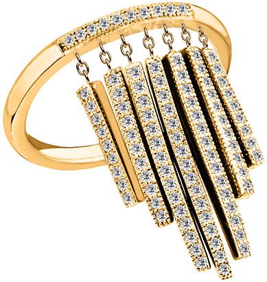 Кольца Nina Ricci NR-702632201080 nina ricci кольцо nina ricci 70121670107052 s 57 золотой