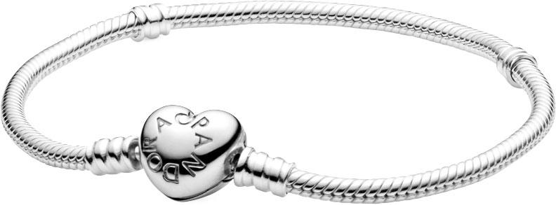 Браслеты PANDORA 590719 жен прочее сердце браслеты цепочки и звенья уникальный дизайн любовь мода серебряный браслеты назначение новогодние подарки