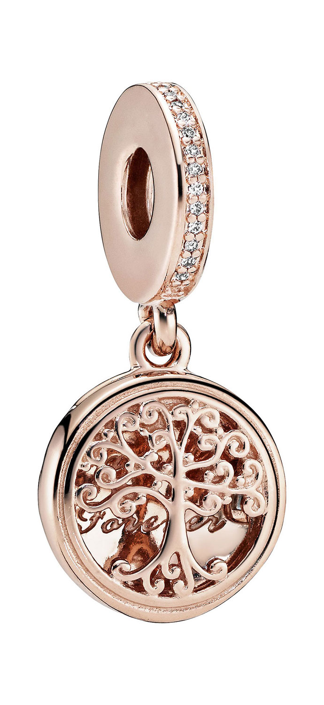 Кулоны, подвески, медальоны PANDORA 781988CZ