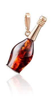 Кулоны, подвески, медальоны PLATINA Jewelry 03-2721-00-271-1110-46