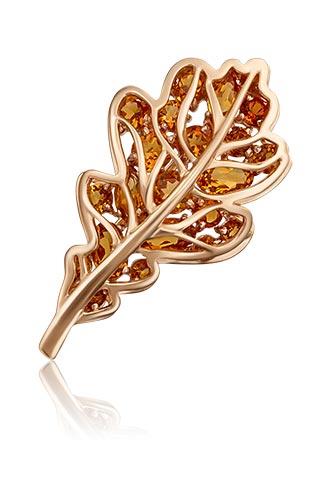 Броши PLATINA Jewelry 04-0233-00-206-1110-57
