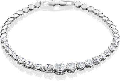 Браслеты PLATINA Jewelry 05-0561-00-501-1120-38