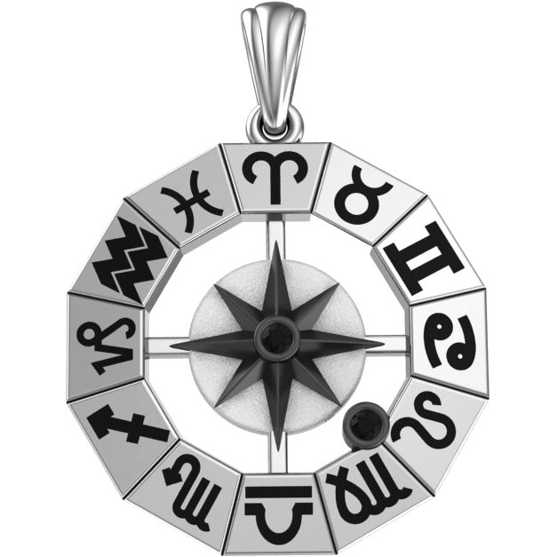 Кулоны, подвески, медальоны POKROVSKY 0400657-00885