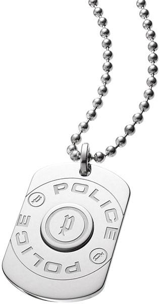 Кулоны, подвески, медальоны Police PJ.23375PSS/01 подвески и кулоны коюз топаз подвески и кулоны т142033410