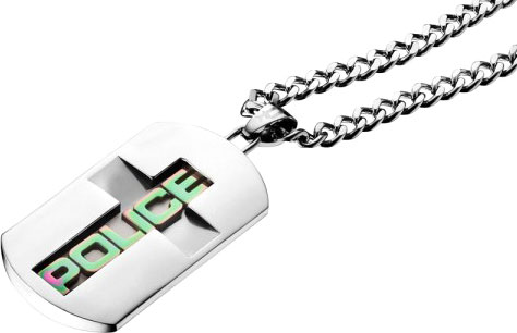 Кулоны, подвески, медальоны Police PJ.25557PSLA/03 браслеты police pj 25884blb 01 l