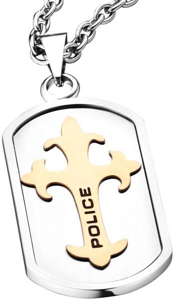 Кулоны, подвески, медальоны Police PJ.25570PSRG/02 браслеты police pj 25884blb 01 l