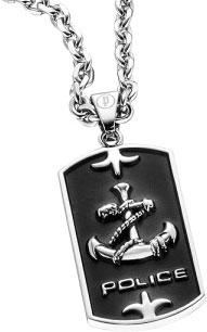 Кулоны, подвески, медальоны Police PJ.25707PSS/01 браслеты police pj 25884blb 01 l