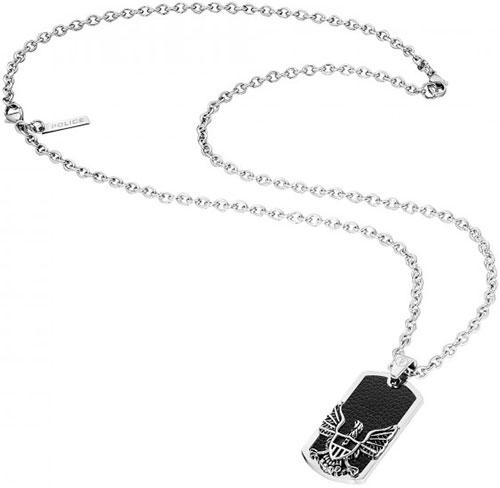 Кулоны, подвески, медальоны Police PJ.25712PSS/01 police pl 12921jsb 02m