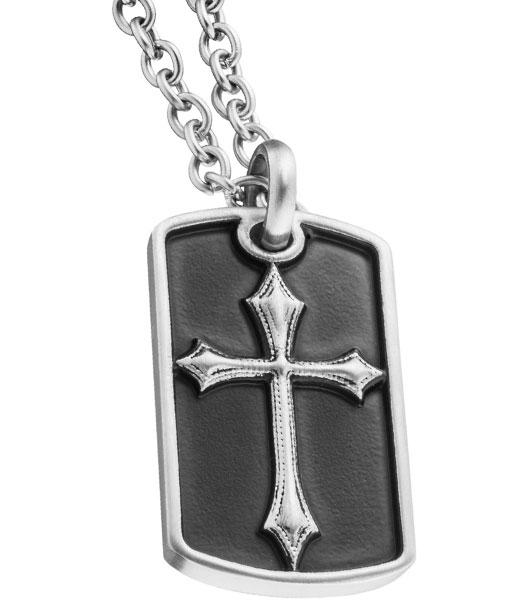 Кулоны, подвески, медальоны Police PJ.25872PSS/01 цепочки ювелирная бижутерия honey jewelry цепочка