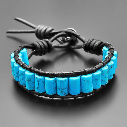 Браслеты Rico La Cara 4141-rlc браслеты indira браслет из непала бирюза и коралл np0182