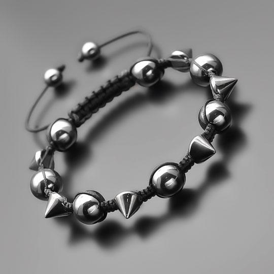Браслеты Rico La Cara 5172-rlc u7 boho бисера браслеты для женщин ювелирные изделия 2016 черный камень необычные австрийский хрусталь женщины регулируемая браслет узла