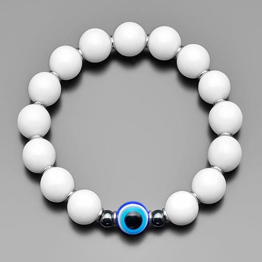 Браслеты Rico La Cara 6127-rlc дизайн панков турецкий браслеты для глаз для мужчин женщины новая мода браслет женский сова кожаный браслет камень