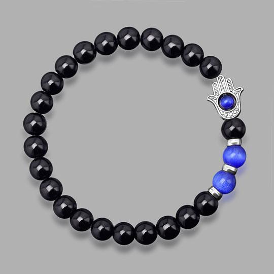 Браслеты Rico La Cara 6170-rlc дизайн панков турецкий браслеты для глаз для мужчин женщины новая мода браслет женский сова кожаный браслет камень
