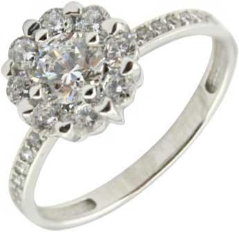 Кольца Русское Золото 10017308-1