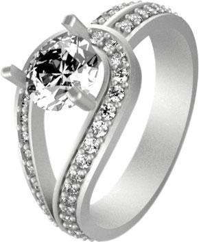 Кольца Русское Золото 23900037-6