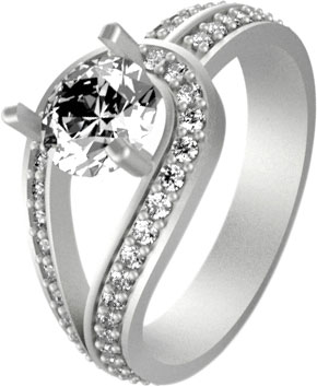 Кольца Русское Золото 23900038-6