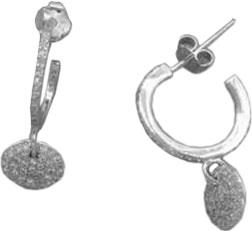 Серьги Sandara CTE182 кольца sandara ctr190 17 5