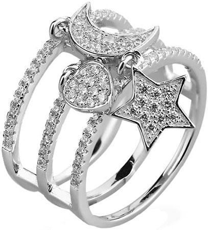 Кольца Sandara CTR181 ювелирные кольца sandara ice кольцо page 7
