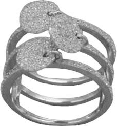 Кольца Sandara CTR183 ювелирные кольца sandara ice кольцо page 7