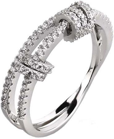 Кольца Sandara CTR199 ювелирные кольца sandara ice кольцо page 7