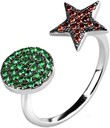 Кольца Sandara CTR210 ювелирные кольца sandara ice кольцо page 10