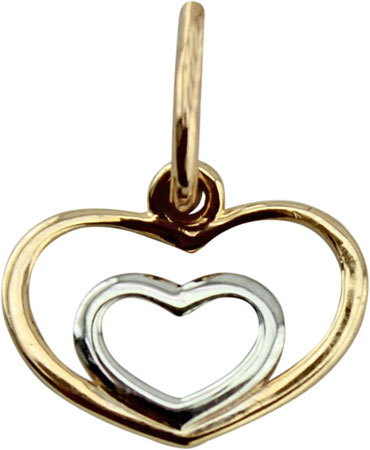 Кулоны, подвески, медальоны СБ Золото PK-26/23514 кулоны подвески медальоны сб золото pk 26 03500