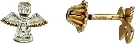 Серьги СБ Золото SG-26/33496
