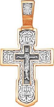 Крестики и иконки Серебро России 01026PZ-49901 крестики и иконки серебро россии 23 093r 31250
