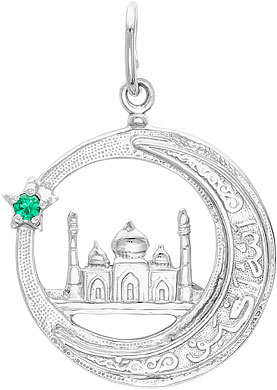 Кулоны, подвески, медальоны Серебро России 13-021-41399