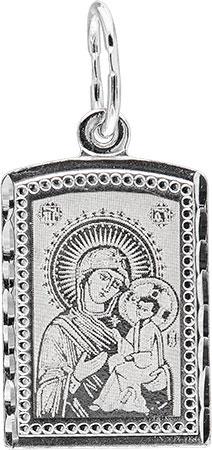 Крестики и иконки Серебро России 17-037-32381