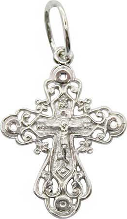 Крестики и иконки Серебро России 23-093R-31250 крестики и иконки серебро россии 23 093r 31250