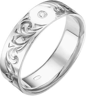 Кольца Серебро России 25-5013-1-45375