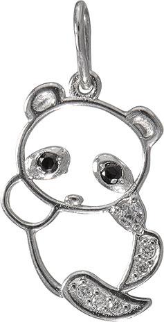 Кулоны, подвески, медальоны Серебро России 3-606R-31733 ювелирные подвески серебро россии подвеска