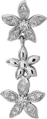 Кулоны, подвески, медальоны Серебро России 330052-40240
