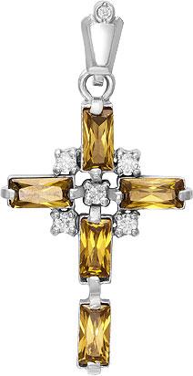 Крестики и иконки Серебро России 4-0043-001-32709