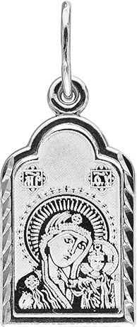 Крестики и иконки Серебро России 4-011-32430 bering 32430 754