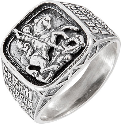 Кольца Серебро России 4-104-29854